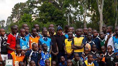 Rugby – Kenya: Rasta Rasivhenge Conducts a High Performance Camp in Kapsabet, Kenya