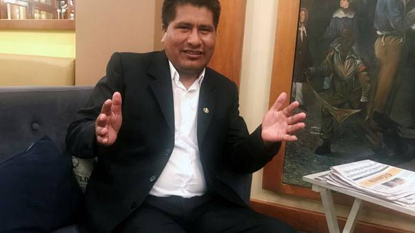 Peru court orders indigenous governor of mining region to 6 years in prison