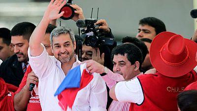 Paraguayan president's popularity plummets amid Brazil-linked political crisis