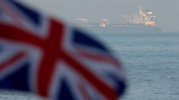 Gibraltar to release Iranian oil tanker on Thursday - Sun newspaper