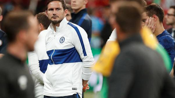 Lampard buoyed by Chelsea display in Istanbul