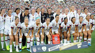 As talks break down, U.S. women's team turn to court