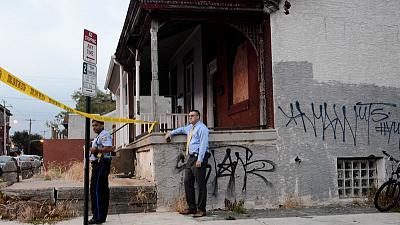 القبض على مشتبه فيه بعد تبادل لإطلاق النار مع الشرطة في فيلادلفيا