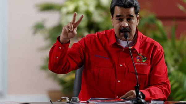 Venezuela's Maduro accuses former Colombian president Uribe of plotting to kill him