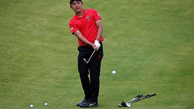 Golf - Kanaya beats Schmid in heavyweight battle at U.S. Amateur