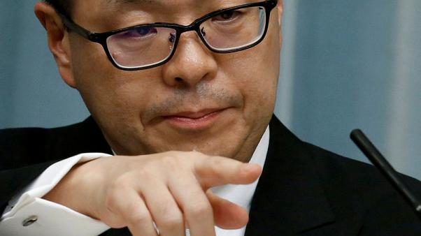 Seko says seeking explanation for South Korea's removal of Japan trade status