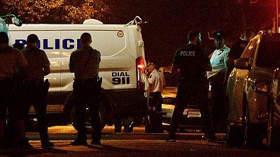 Suspect in Philadelphia police standoff taken into custody