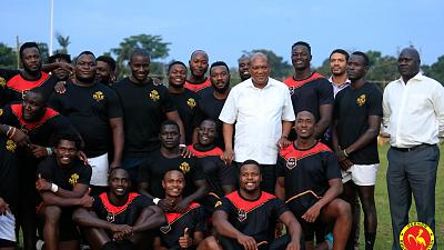 The Uganda Rugby Cranes coach named the team that will take on Zambia on 17th July 2019 at Kyadondo Rugby Grounds