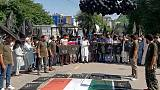Pakistan observes 'Black Day' over Kashmir with march by militant group