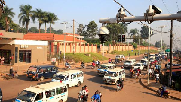Uganda's cash-strapped cops spend $126 million on CCTV from Huawei