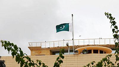 """""""يوم حزن"""" في باكستان بسبب كشمير ومسيرة لجماعة مسلحة"""