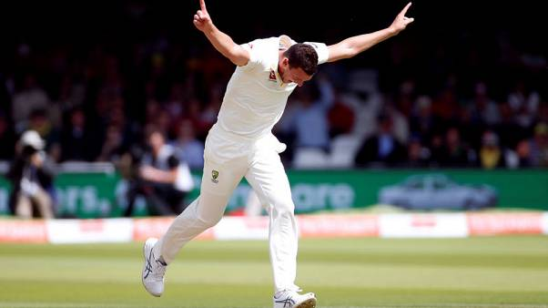 Australia seize control as England wilt at Lord's