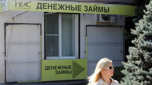 Relentless rise of consumer debt in Russia fuels bubble fears for some