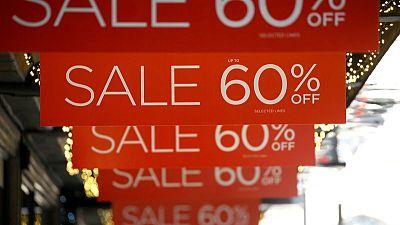 زيادة غير متوقعة في مبيعات التجزئة البريطانية في يوليو