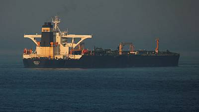 U.S has applied to seize Grace 1 tanker, Gibraltar says
