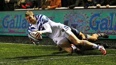McConnochie to make England debut against Wales