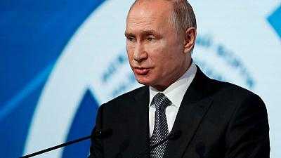 Putin seeks proposals on Basel III risk issue this month -economy minister