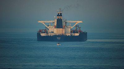 Gibraltar releases Iranian tanker Grace 1 - Gibraltar Chronicle