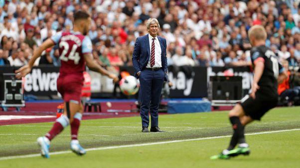 West Ham can compete despite City setback, says Pellegrini