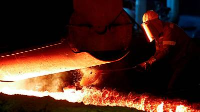 EU plans to cut steel import quotas after industry protests