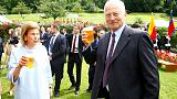 Beer with the prince - Liechtenstein marks 300th anniversary