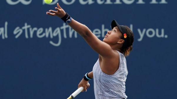 Osaka survives Hsieh to reach quarters in Cincinnati