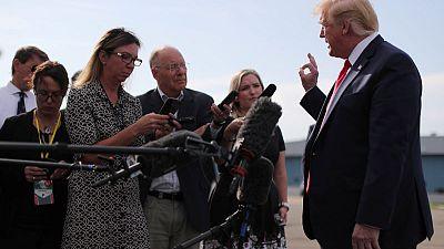 ترامب يقول أمريكا تتحرك بسرعة نحو اتفاقية للتجارة مع بريطانيا