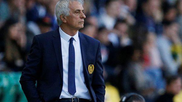 Soccer: Halilhodzic hired as Morocco coach