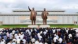 North Korea fires projectiles, rejects South Korea's 'senseless' dialogue pledge