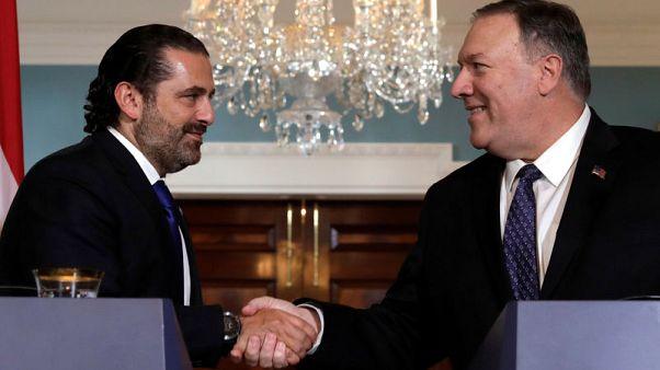 Lebanon's Hariri hopes for decision in September on sea border talks