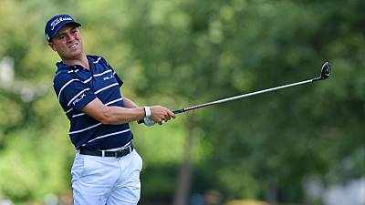 Golf: Thomas and Kokrak in BMW driver's set as Woods stalls