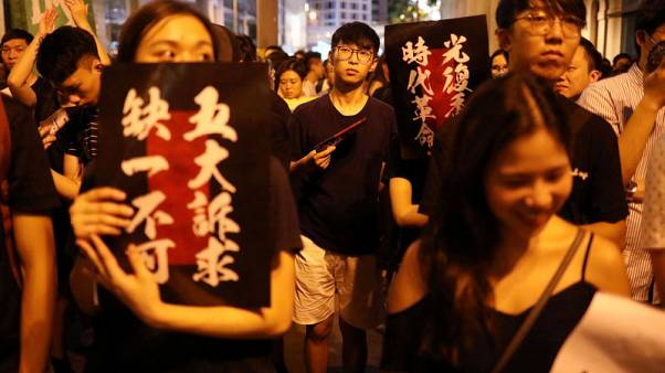 Cathay CEO resigns amid Hong Kong protest blowback as more rallies planned