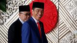 Indonesia president vows to process more resources onshore