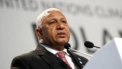 Imperilled by climate change, Pacific nations chide Australia