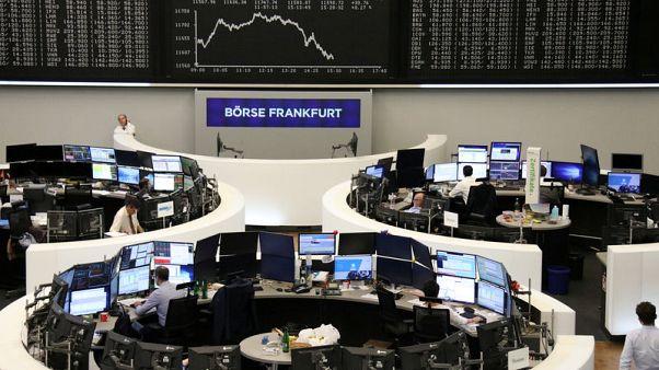 Semiconductors, China stimulus hopes push European shares higher