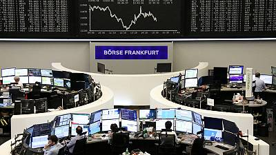 ارتفاع أسهم أوروبا بفضل شركات أشباه الموصلات وتحفيز صيني