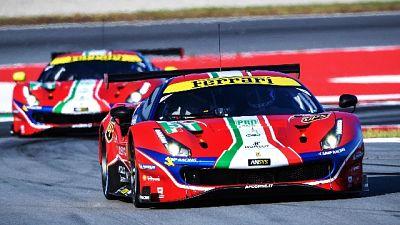 Gli equipaggia Ferrari per la LMGTE Pro