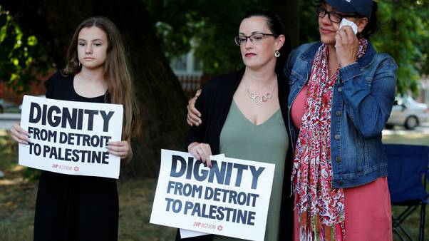 U.S. Rep. Tlaib rejects West Bank visit, citing Israel's 'oppressive conditions'