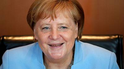 Germany's Merkel and PM Johnson to meet soon - spokesman