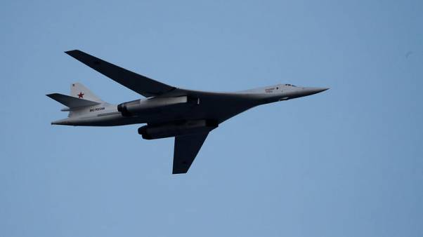 Russian nuclear-capable bombers leave airfield opposite Alaska - Ifax