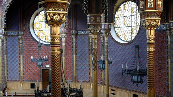 Historic Budapest synagogue to reopen amid Jewish cultural revival