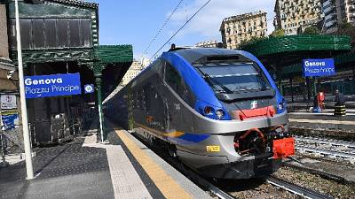 Poco personale, via 10 treni in Liguria