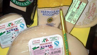 Sequestro a Genova 8 t. cibo 'taroccato'