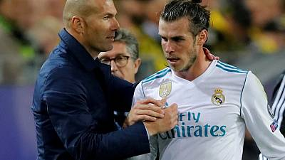 Zidane ready to count on Bale after months of uncertainty