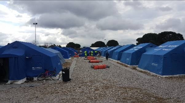 Rissa tra migranti e italiani, 4 arresti