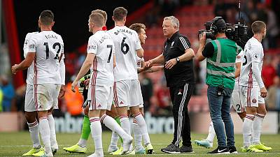 Sheffield United favourites to be relegated from Premier League-Wilder