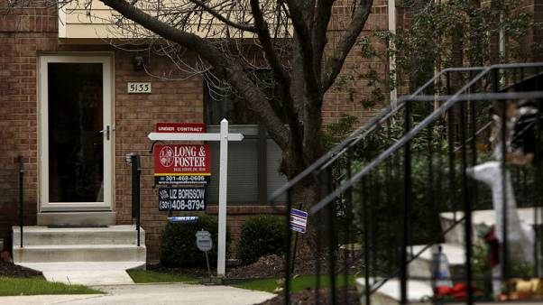 U.S. housing starts fall further, but permits at seven-month high