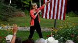 U.S. Democrat Elizabeth Warren floats plan to empower Native Americans