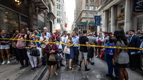 Kitchen devices resembling bombs cause havoc for New York commuters