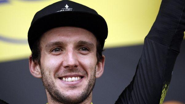 Vuelta: Yates non difenderà il titolo